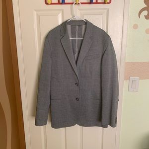 Elie Tahari Cotton Blazer Sports Coat Size 40